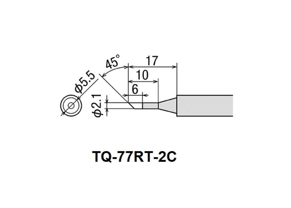 GOOT TIP TQ77RT2C