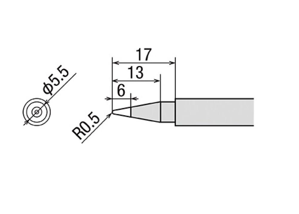 GOOT TIP TQ-95 TQ-77 TQ-77RT-B-L
