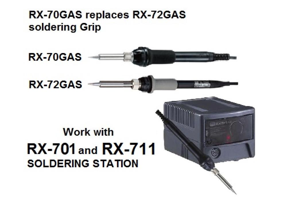 GOOT RX-70GAS ANTISTATIC SOLDERING GRIP