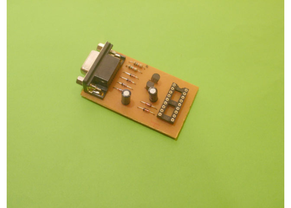 Programmer FOR PIC16F84/F630