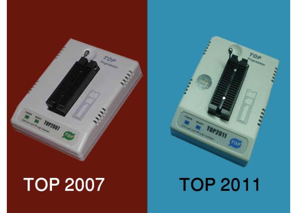 PROGRAMER TOP2007 = TOP2011