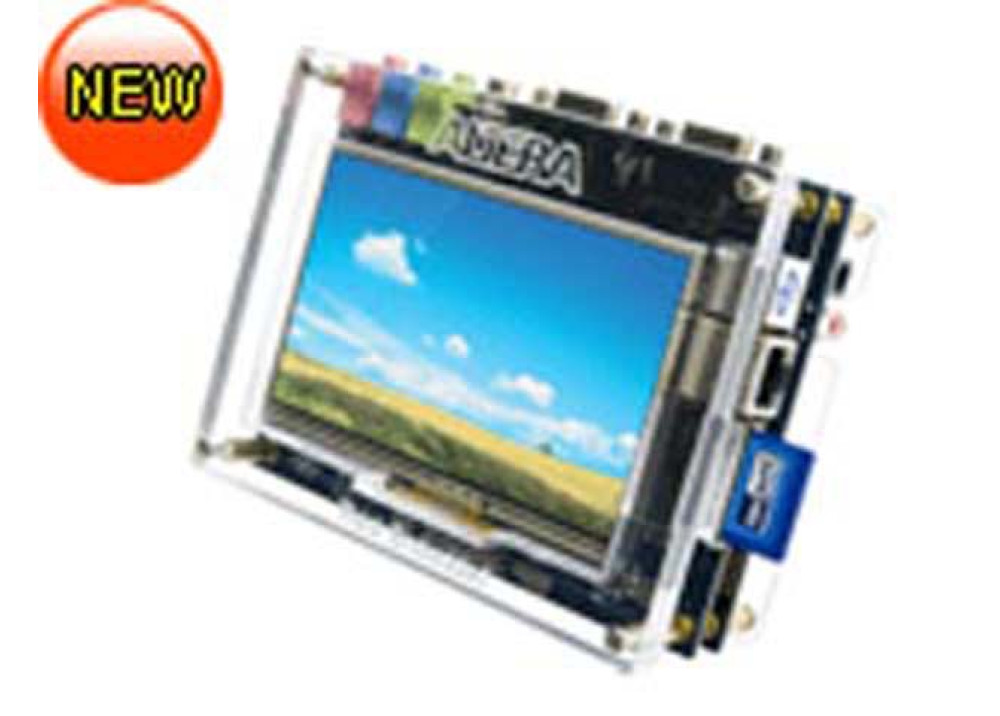 Nios II Embedded Evaluation Kit, Cyclone III Edition