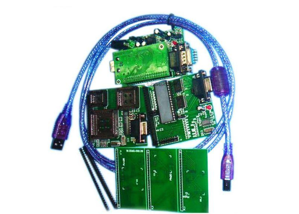 UPA USB programmer with Full Adapters