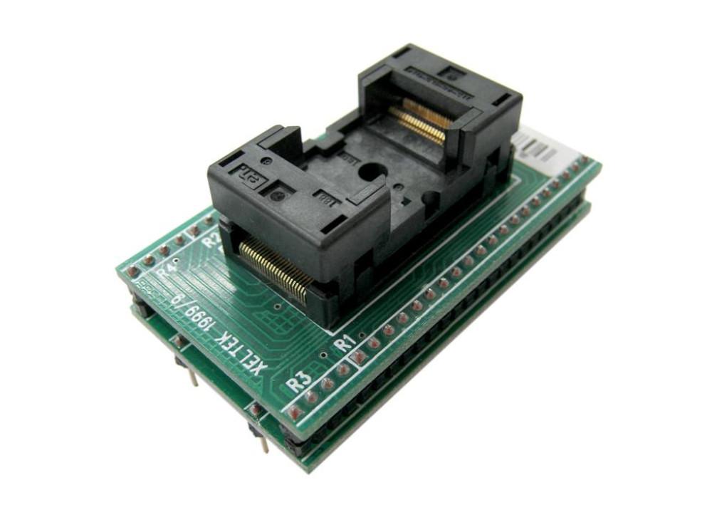 XELTEK Socket Adapter  SA247-B005 TSOP-48