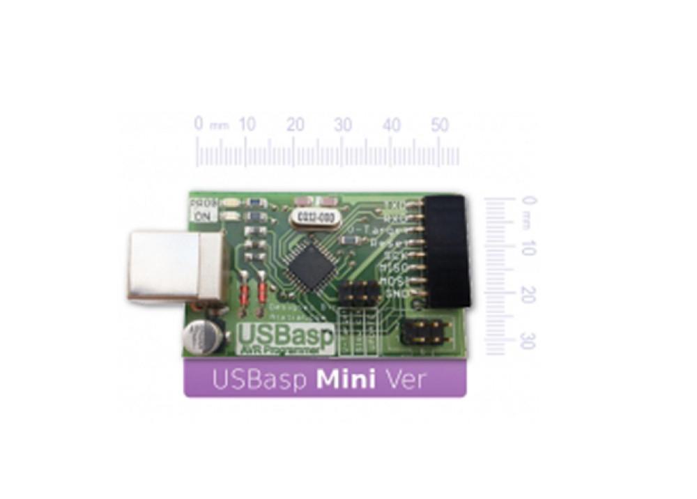 USBasp AVR PROGRAMMER USB
