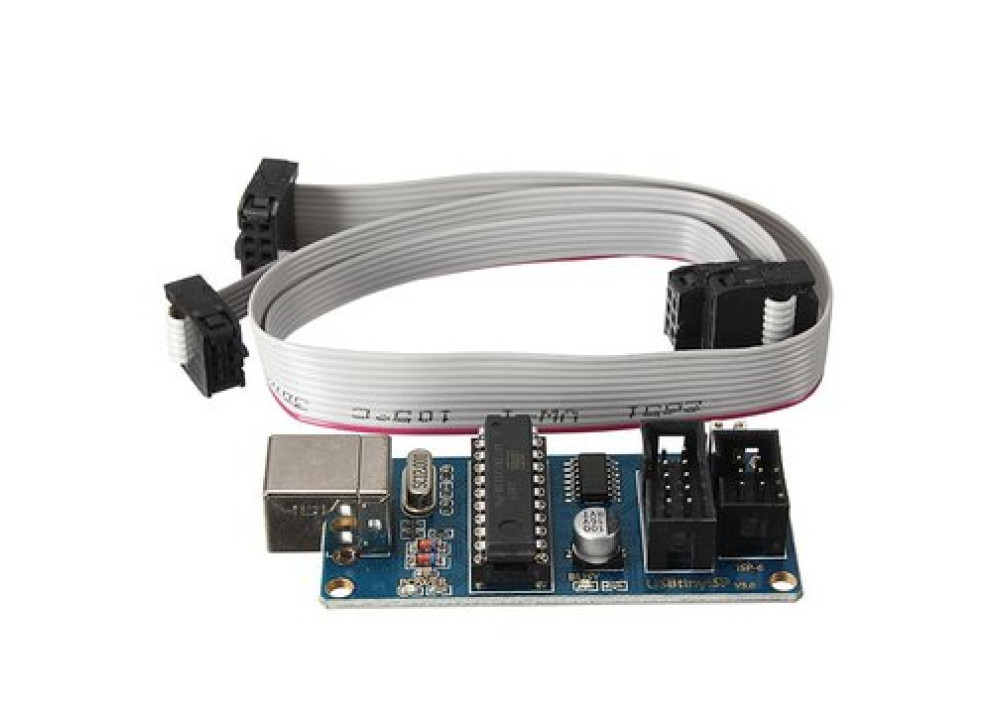 USBtinyISP AVR ISP Programmer Bootloader USB Download Interface USBtinyISP-Arduino bootloader programmer