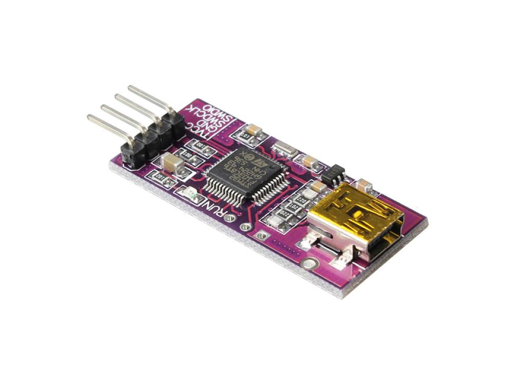 CJMCU-Jlink For SWD Jlink 3 Cable Support STM32 On SWD Debug 3-Wire