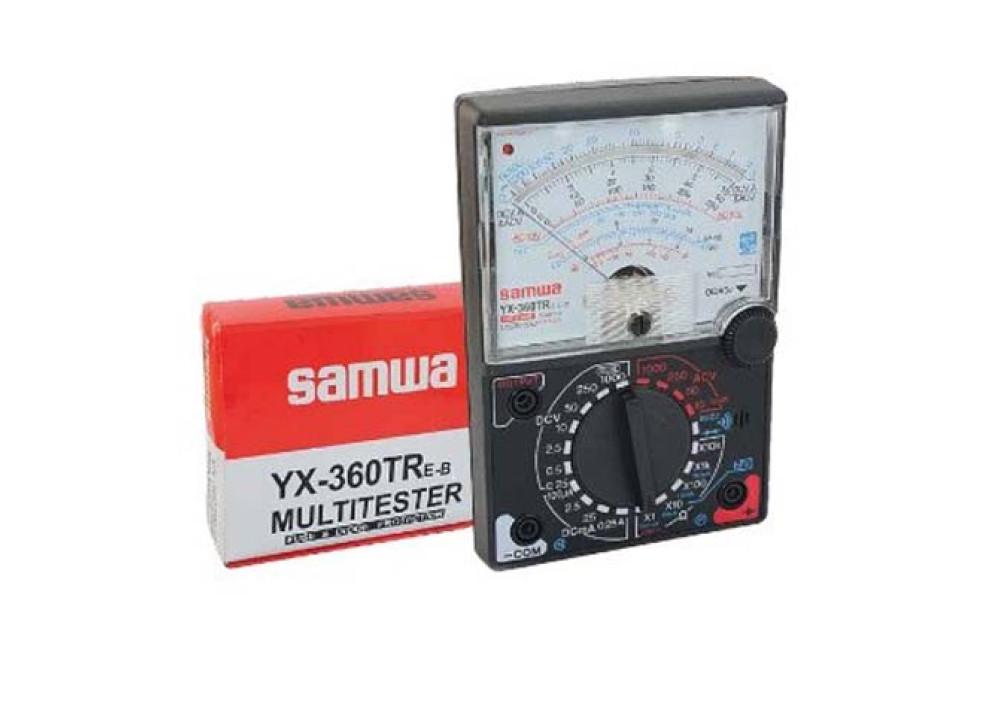 MULTIMETER  SAMWA YX-360TREB