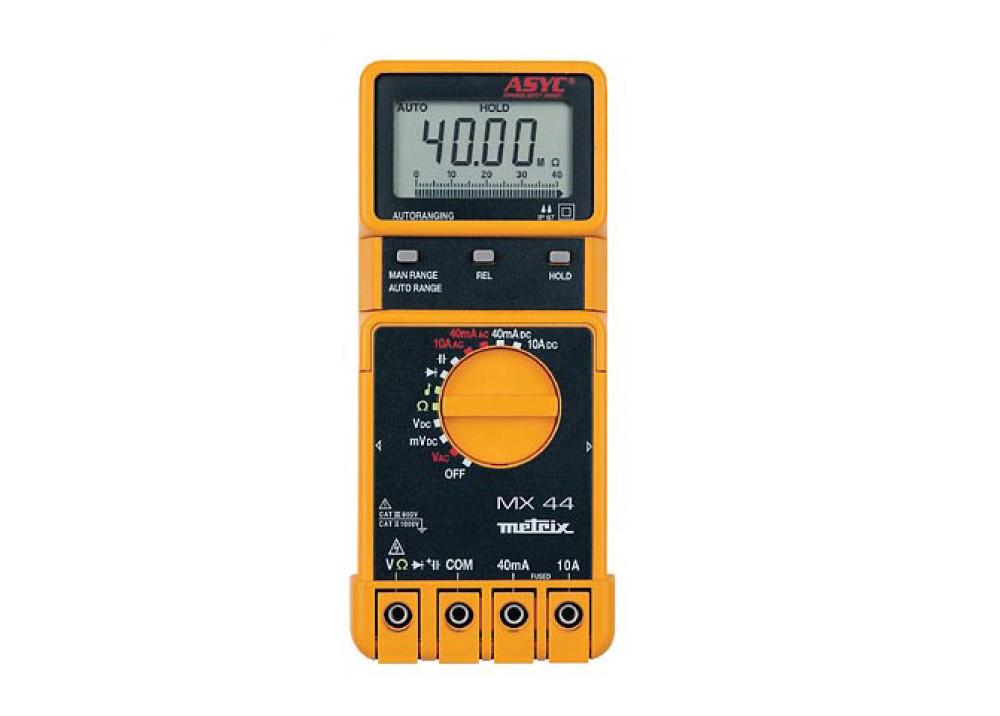 Digital Multimeter Metrix MX 44