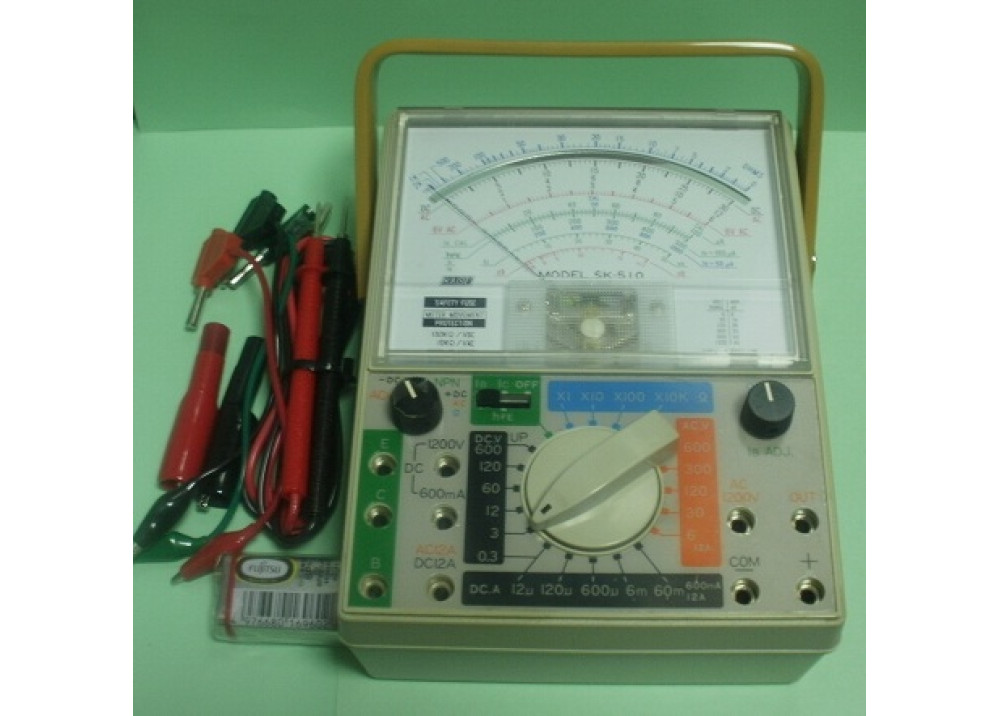 MULTITESTER KAISE MODEL SK- 510