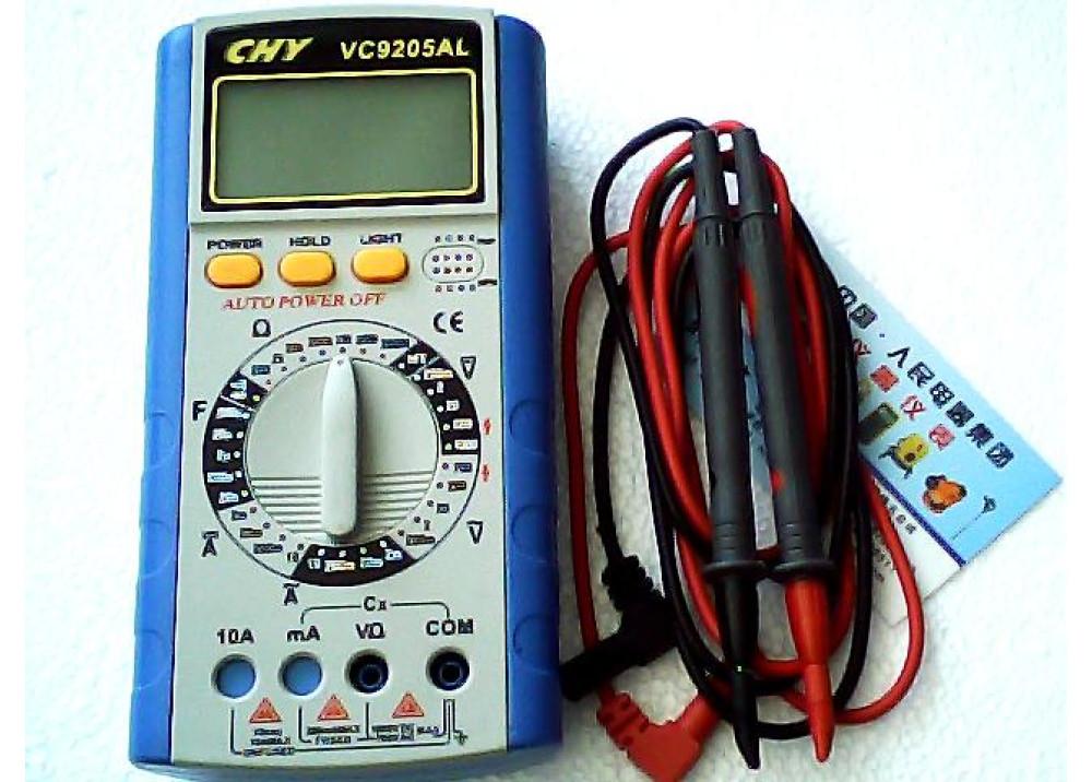 MULTIMETER CHY VC-9205AL