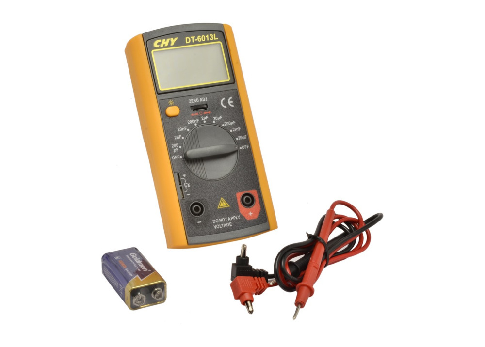 Capacitance Meter CHY DT-6013L