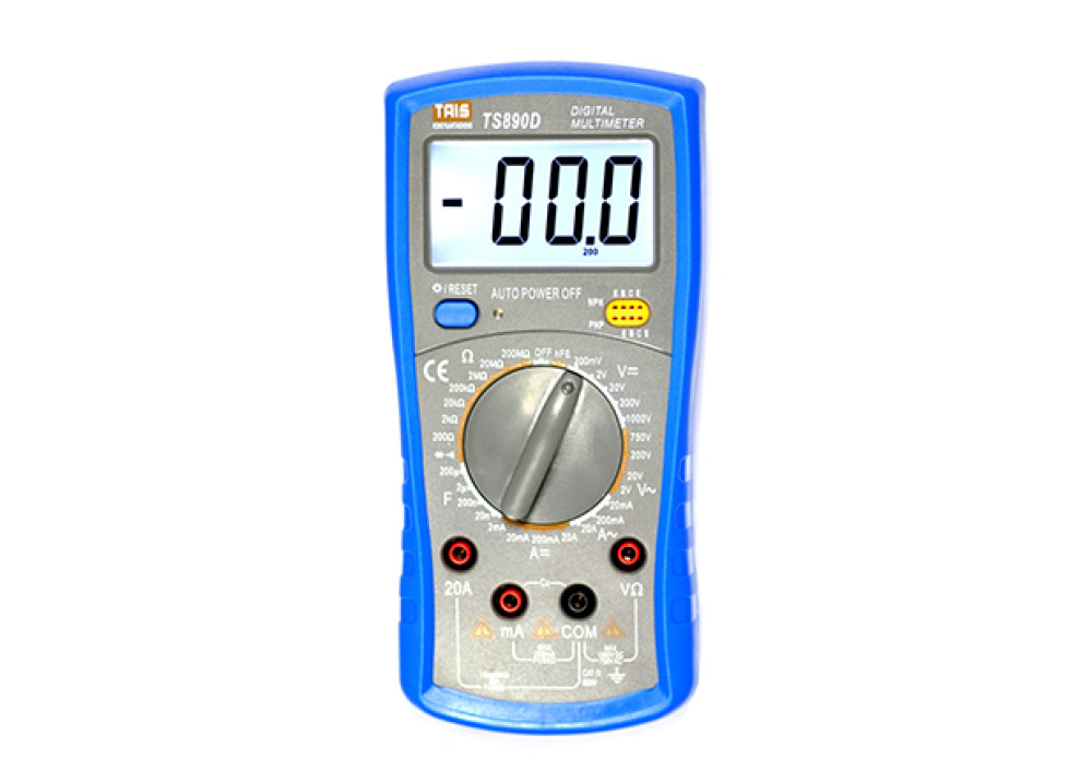 Multimeter DMM TAIS TS890D