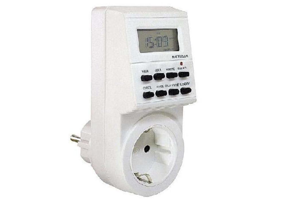 Digital Timer Socket ST-T01