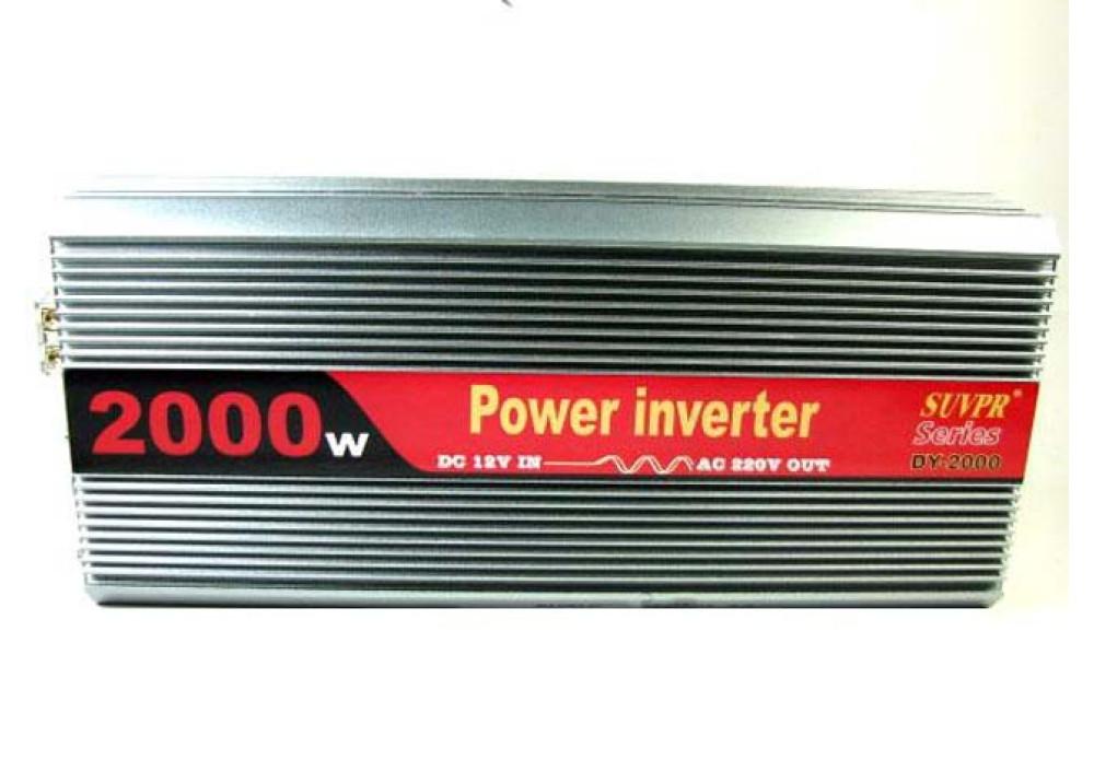 INVERTER CHARGER DC12V~ AC220V 2000W