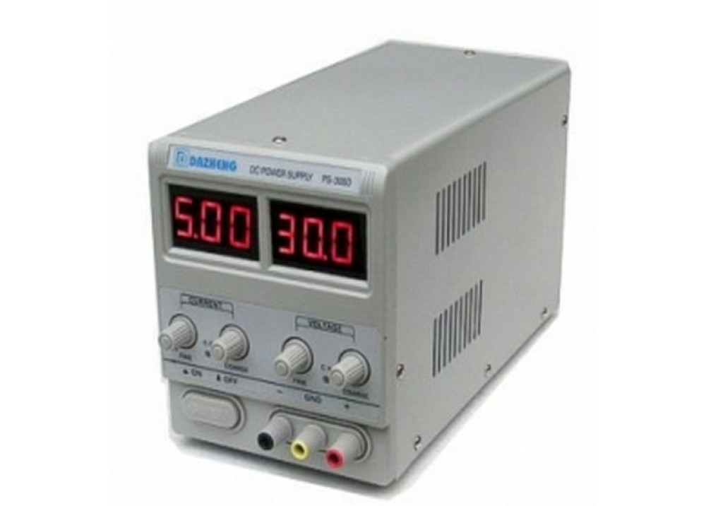 DAZHENG PS-305D 30V 5A POWER SUPPLY