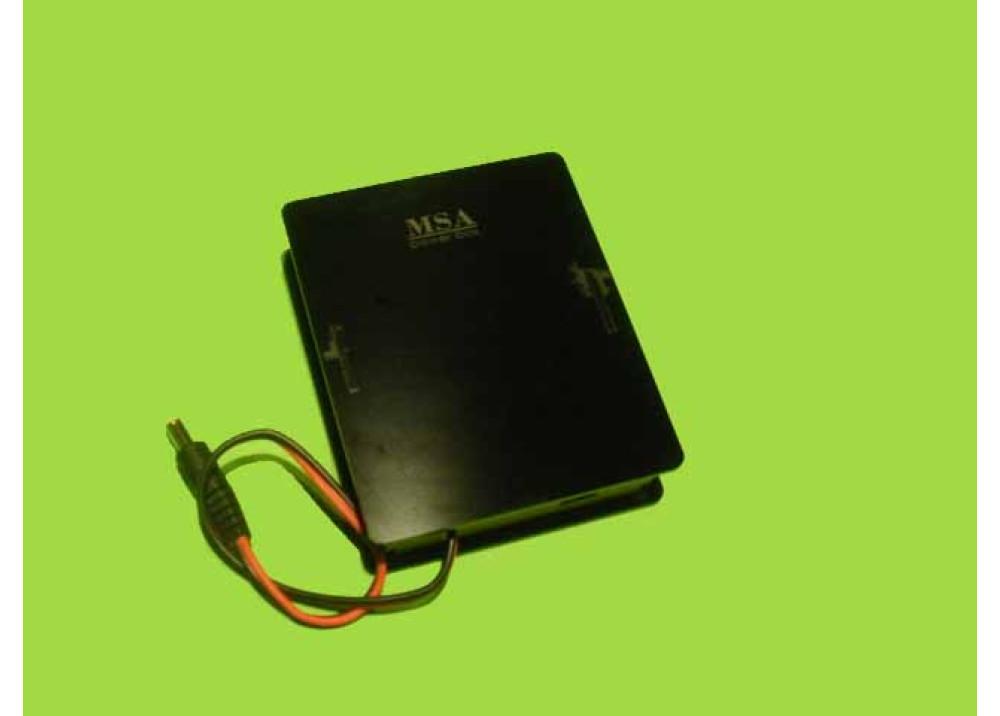 MSA BATTERY PACK 12V 5AH