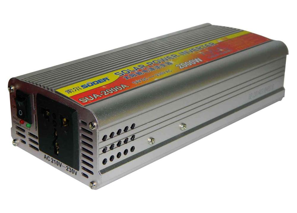INVERTER SUOER SUA-2000A DC12V AC220V 2000W
