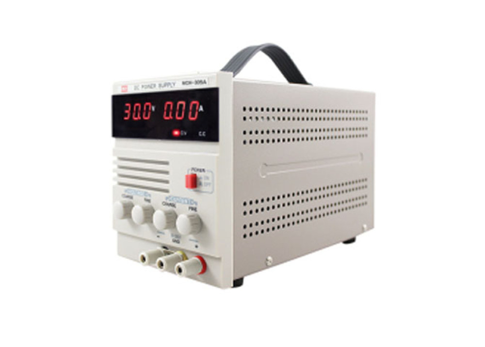 MCH-305A POWER SUPPLY 30V 5A