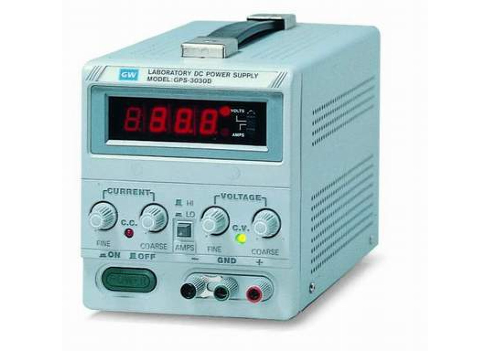 GW_Instek Power Supply GPS-3030D 30V 3A
