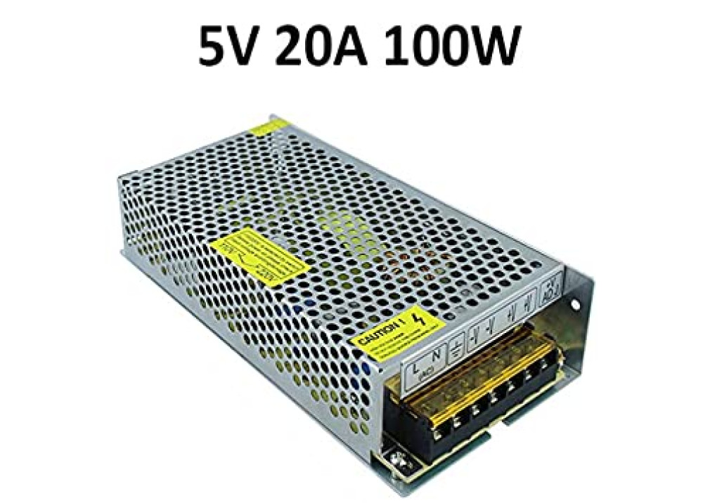 Power Supply DNC-F100W-5 SMPS 5V 20A
