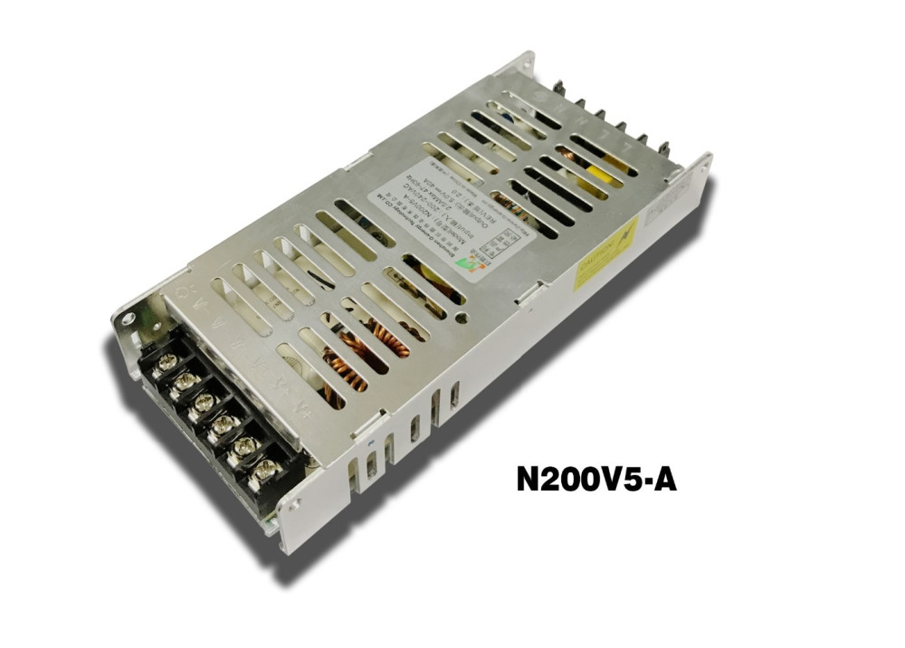 Power Supply SMPS N200V5-A 5V 40A