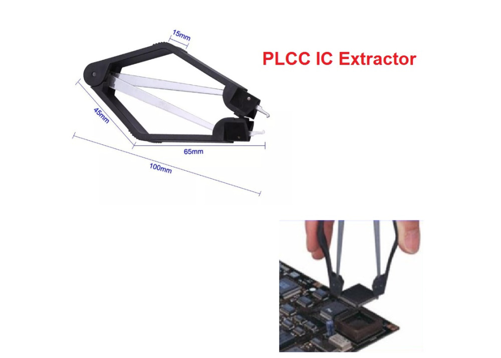 Tool PLCC IC Extractor WTS-610