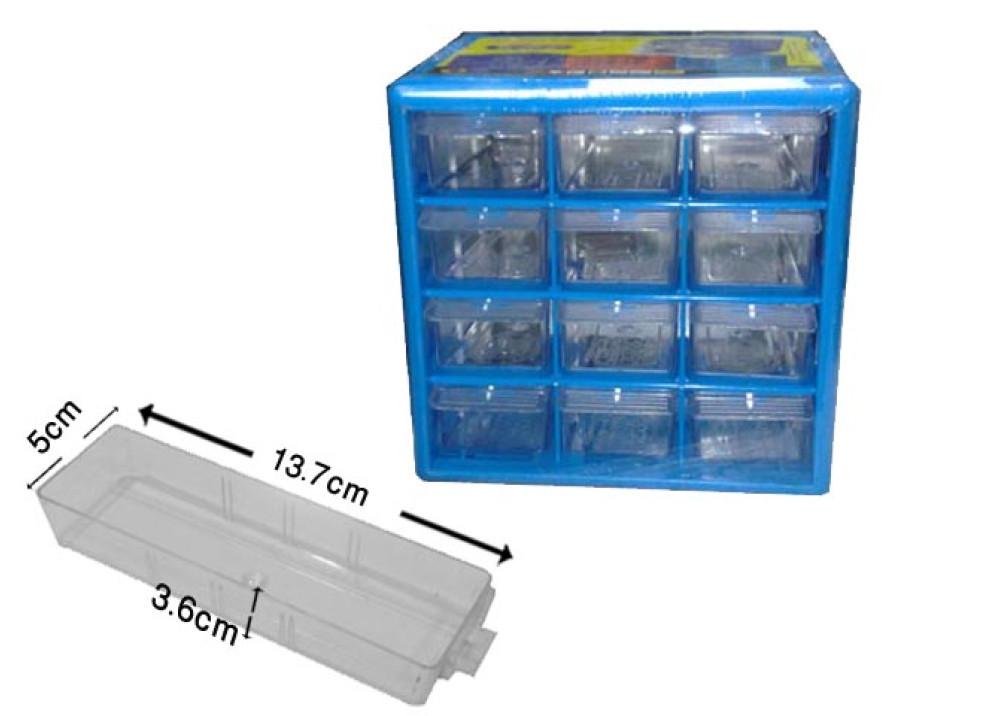 Drawer Cabinet STAR12 12xDrawers