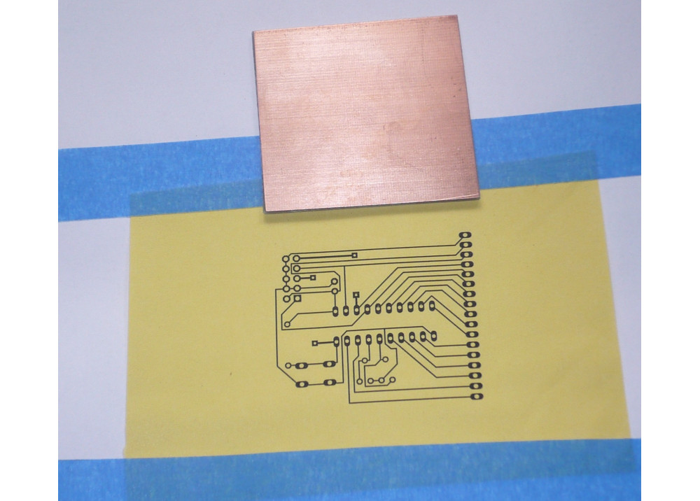 PCB circuit board thermal transfer paper heat paper A4