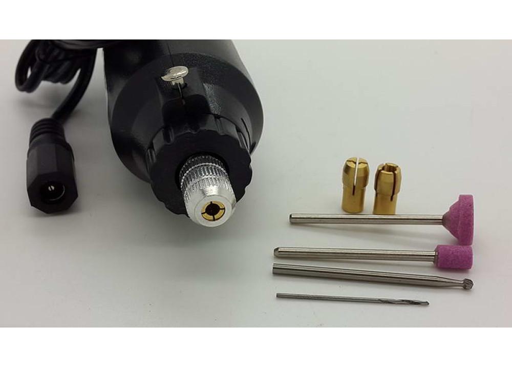 Mini Drill 12V DC PCB Drill 16000 RPM