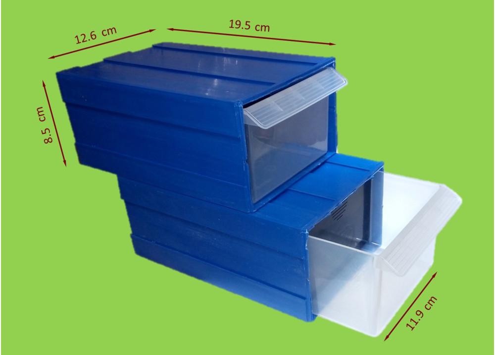 Drawer Storage DR20/1-PP 19.5*8.5*12.6cm