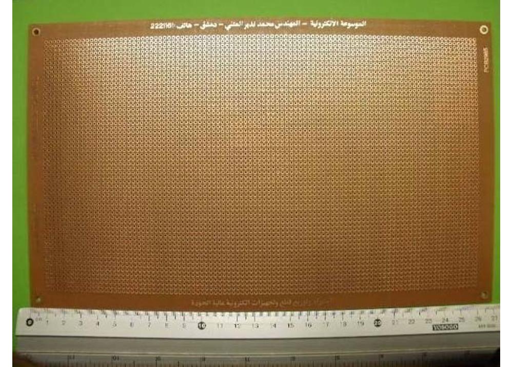 Prototype Board PCB 27X16cm 2985