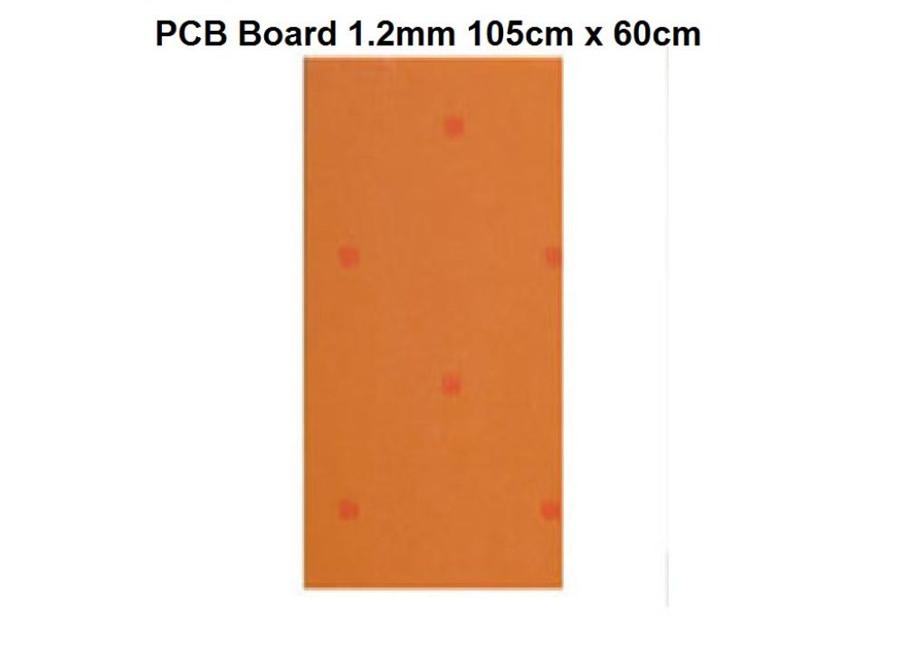 PCB Board 1.2mm 105cm x 60cm