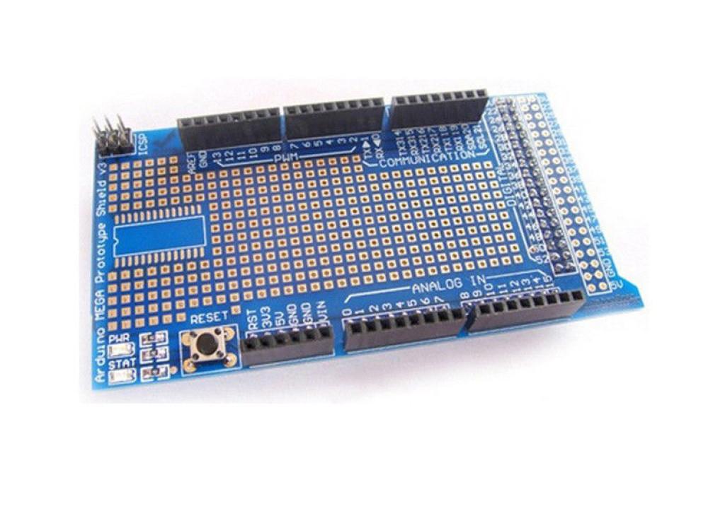 Arduino MEGA  Prototype Shield V.3