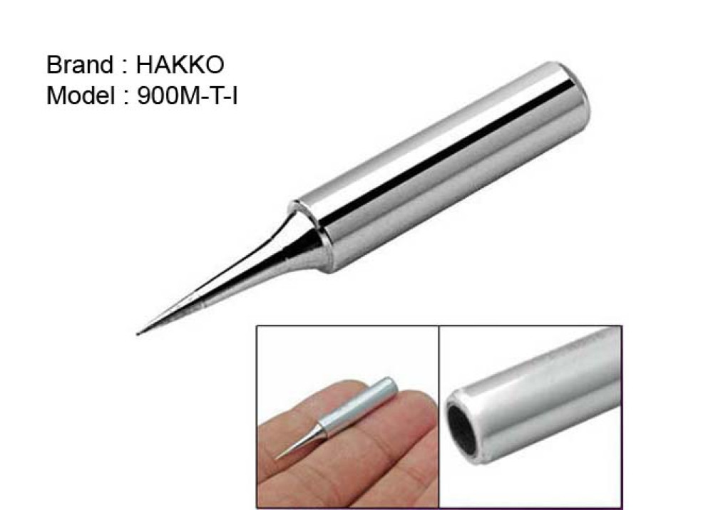 HAKKO Soldering Tip 900M-T-I R0.2mm