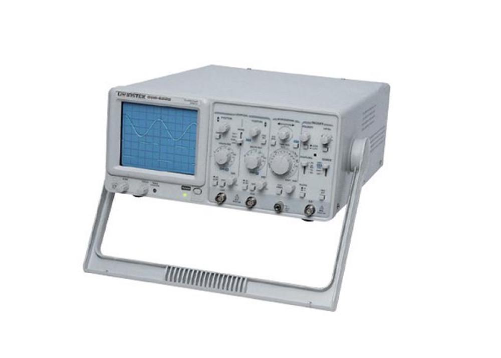 Instek GOS-635 35MHZ Triggering Oscilloscope