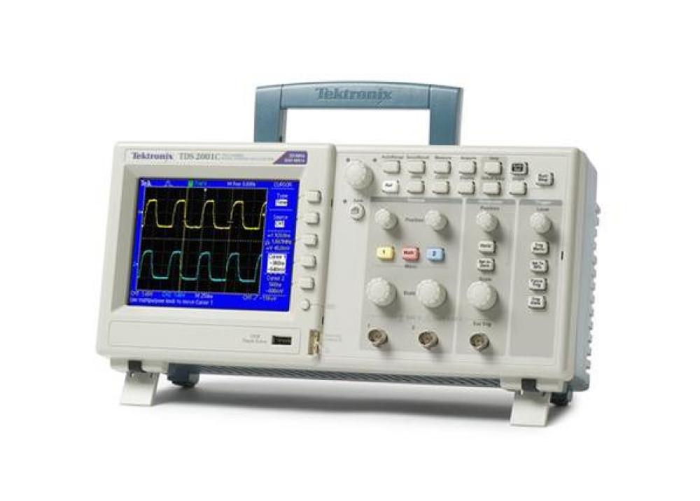 TEKTRONIX Oscilloscope TDS2012C 100MHZ