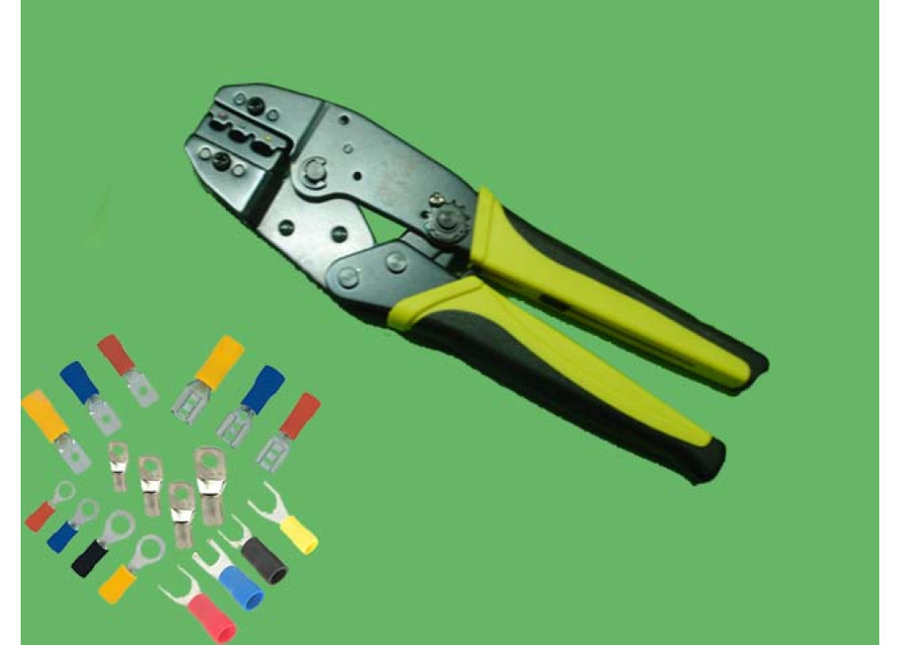 Insulated Terminal Crimping Tools DL-802A