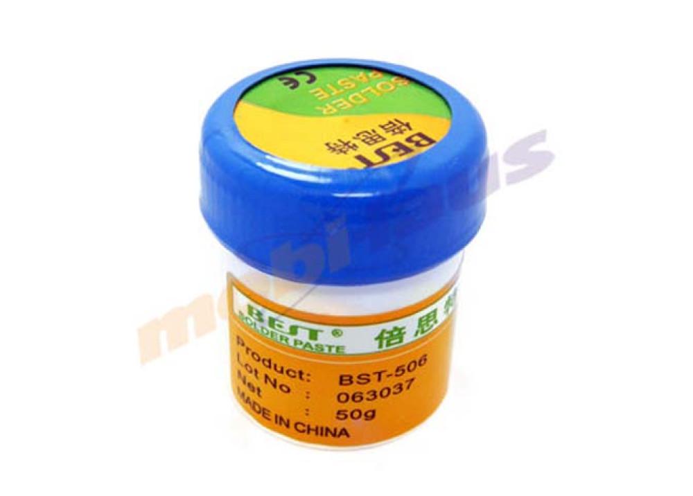 Solder paste BST-506 50g