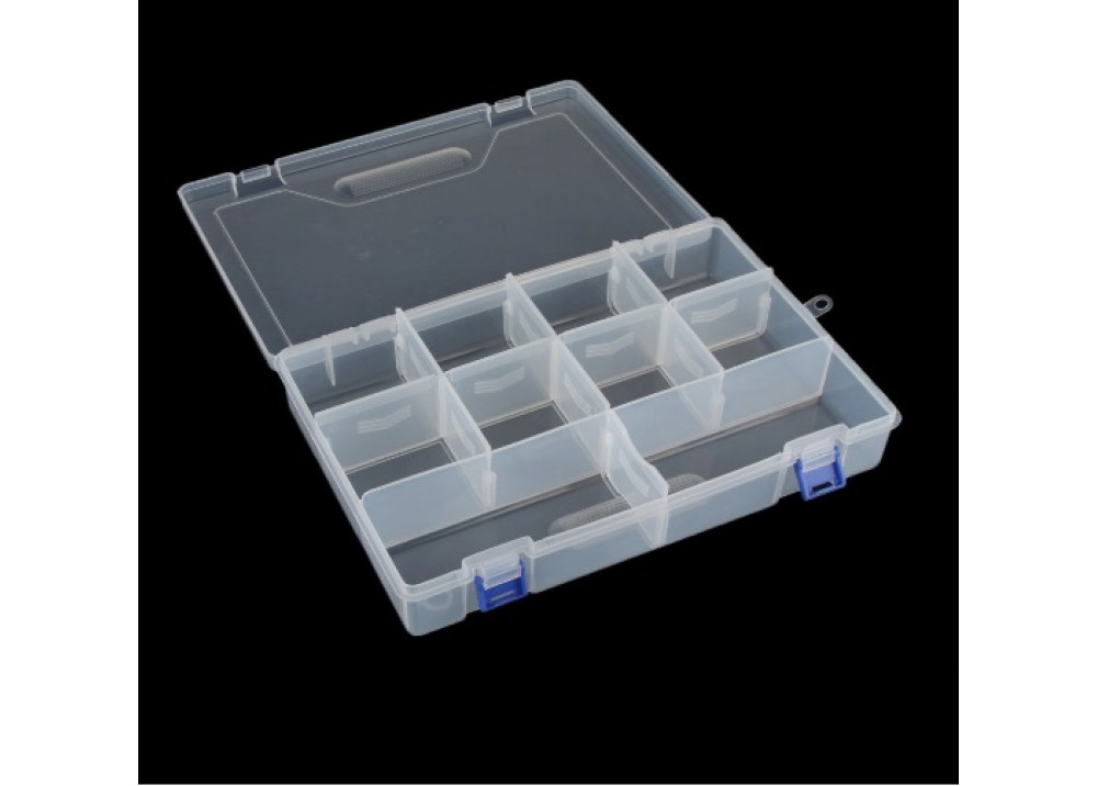 Plastic Box Electronic Components Storage F-300