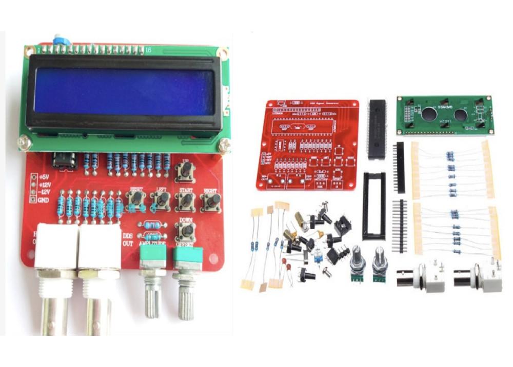 DDS Function Signal Generator 8MHZ Module DIY Kit Pulse Sine Wave