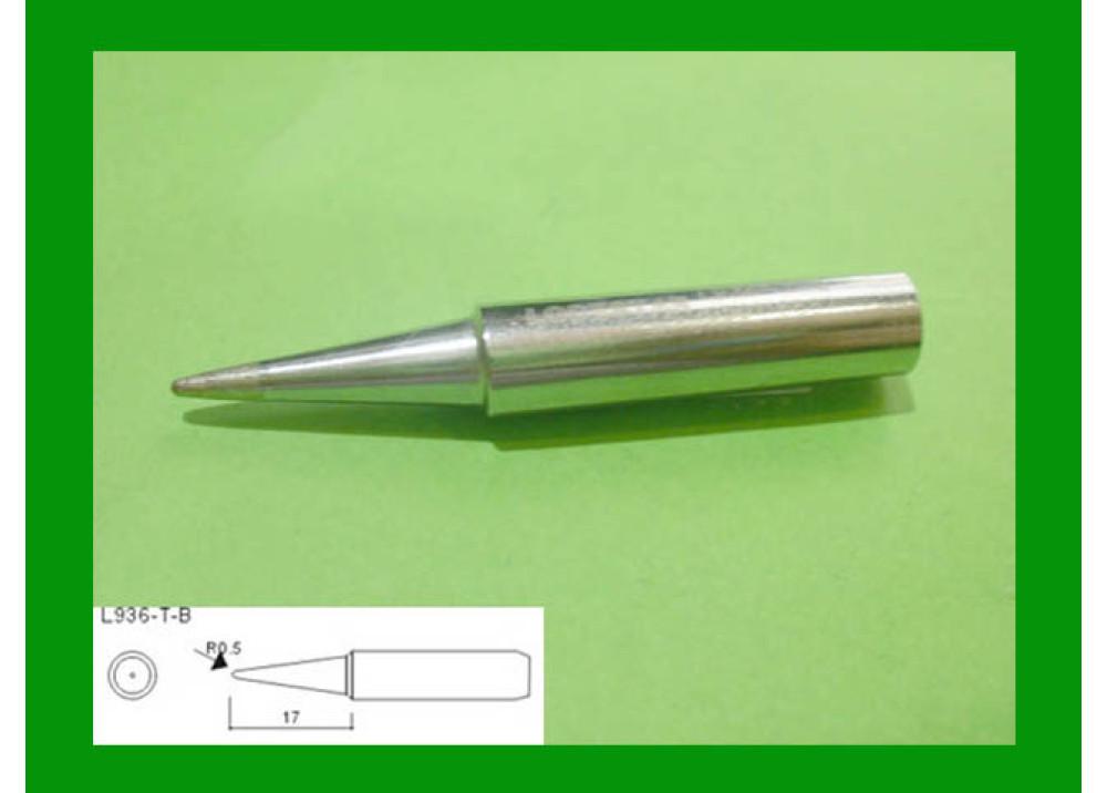 SOLDRIN IRON TIP LODESTAR L936TB