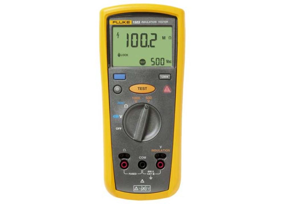 FLUKE1503 Insulation Resistance Tester