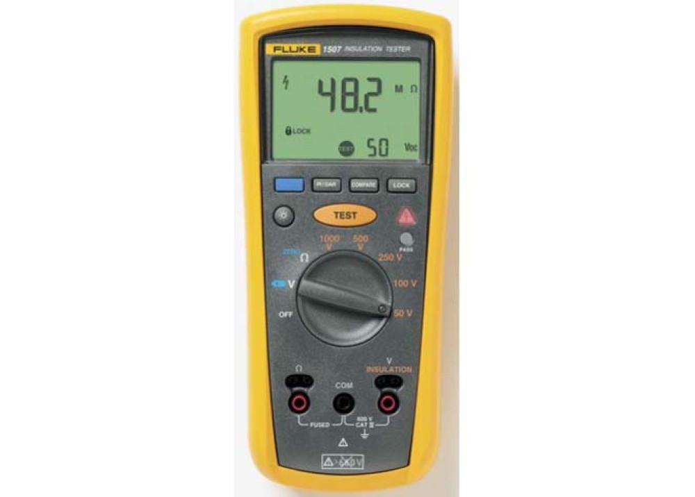 FLUKE1507 Insulation Resistance Tester