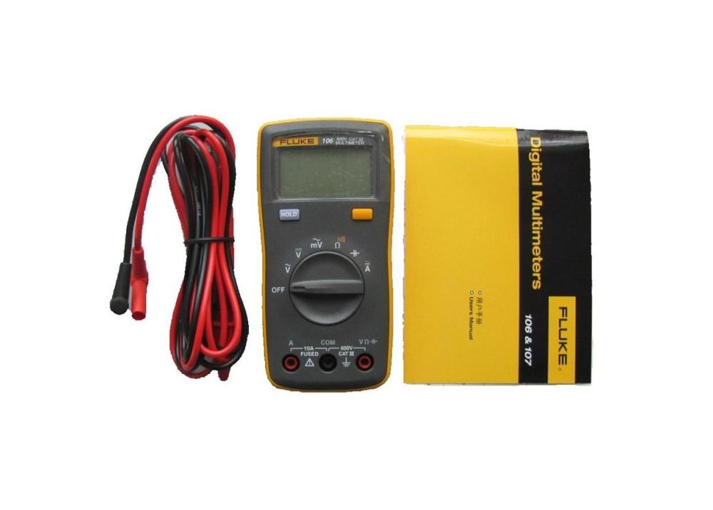 Fluke106 Palm-sized Digital Multimeter