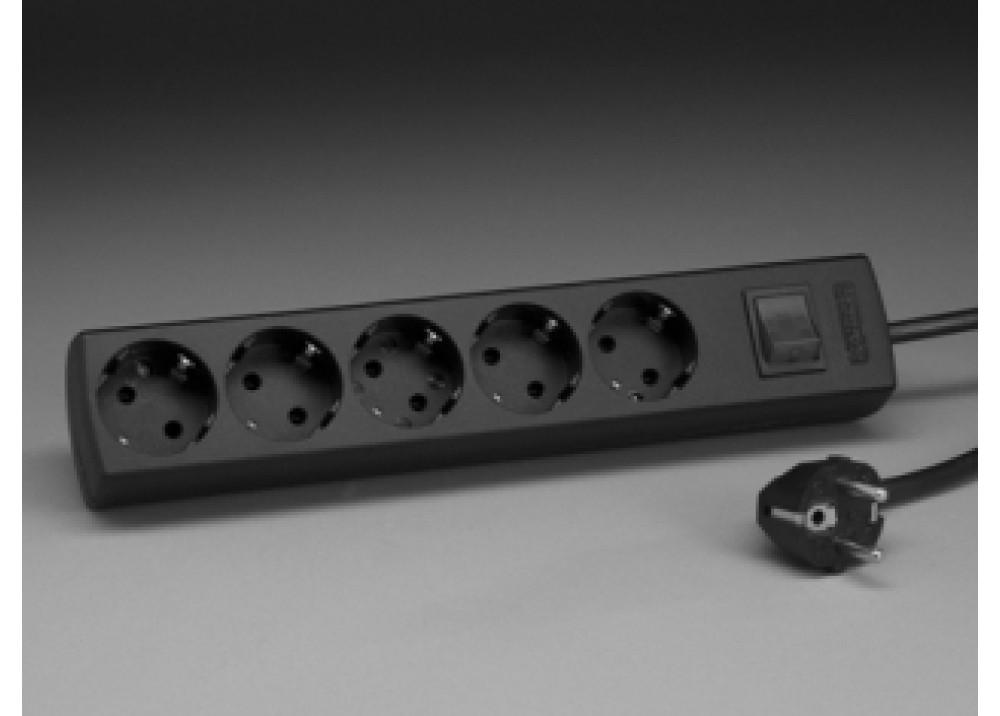Advanced POWER STRIP 5-OUTLETS 1.5m