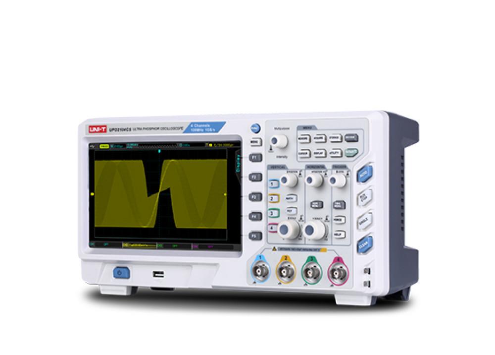 UNI-T Oscilloscope UPO2104CS 100MHZ 4CH