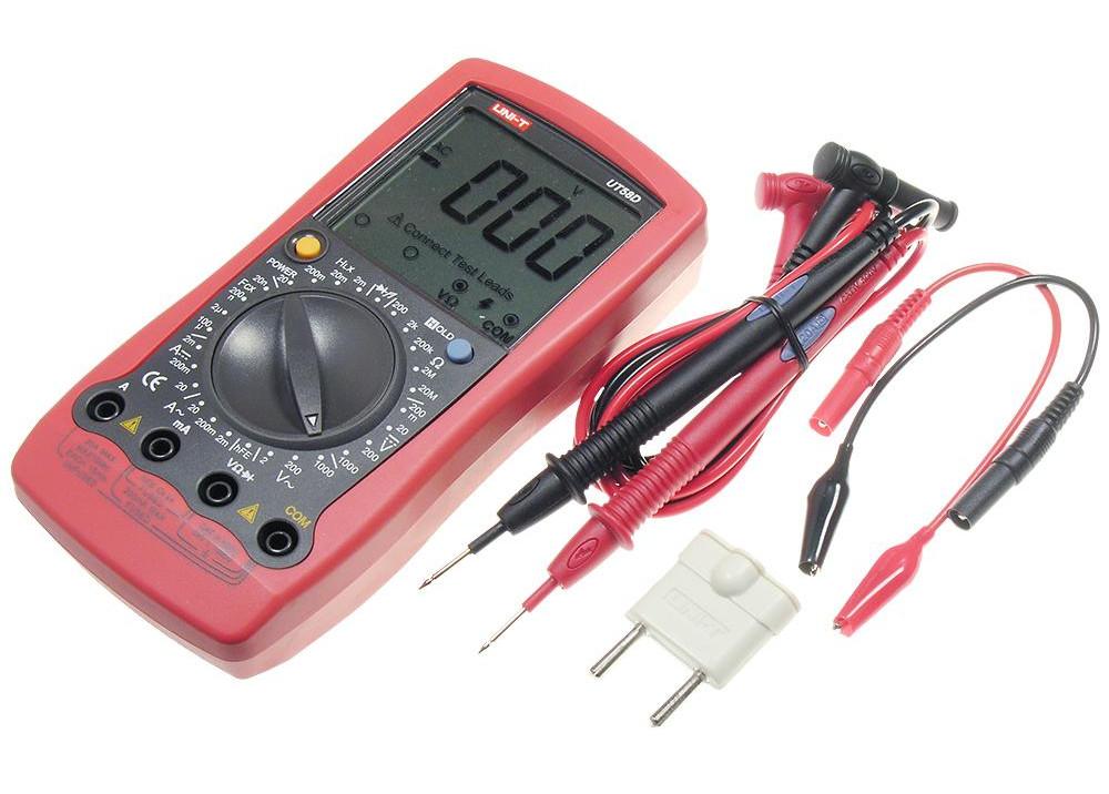 UNI-T General Digital Multimeters UT58D