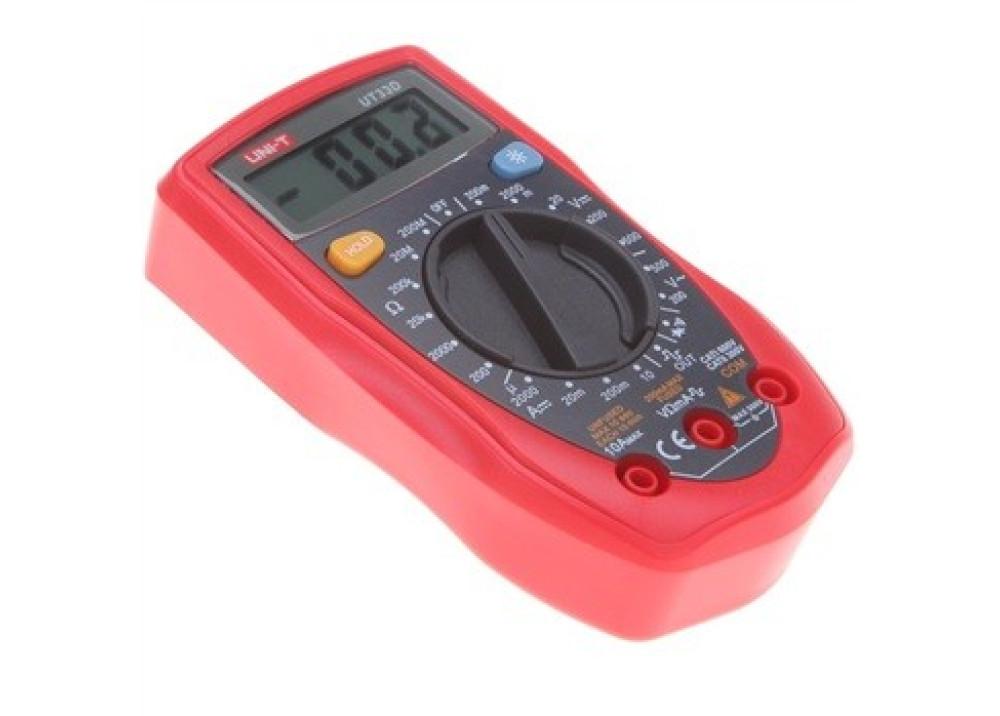 Palm-Size Digital Multim UT33B