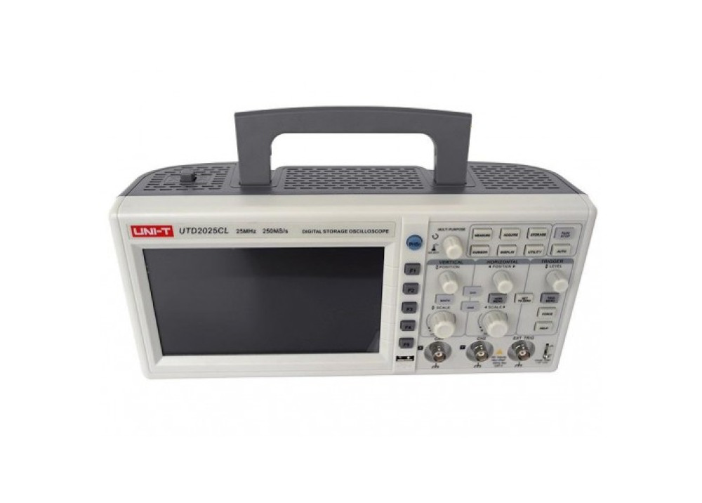 UNI-T Oscilloscope UTD2025CL 25MHZ